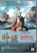 THE MYTH - DVD (NUOVO SIGILLATO) JACKIE CHAN