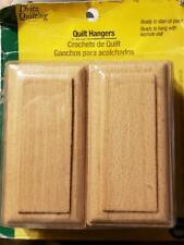 Dritz Quilting Quilt Hanger Wood 3207 New In Package