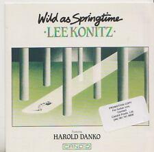 LEE KONITZ  CD WILD AS SPRINGTIME