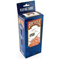 12 Packs Bicycle Playing Cards Air Cushioned Poker, Magicians Magic Block