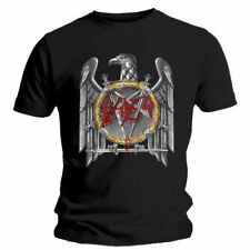 SLAYER Silver Eagle T-shirt OFFICIAL All Sizes Reign In Blood Logo