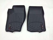 WeatherTech Custom Car/Truck Floor Mat FloorLiner - 440131- 1st Row - Black