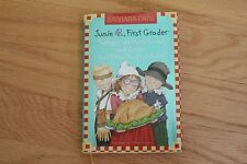 EUC Like New Junie B., First Grader Turkeys We have Loved and Eaten Hardcover