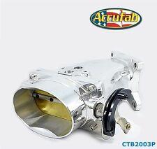 03-04 Mustang Cobra Accufab SBTB single blade throttle body and polished plenum