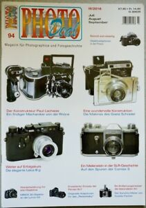 PHOTO DEAL 94 Makina Leica IIIg Contax S Pentax 6x7 Adapter Lachaize Adapter