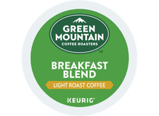 Green Mountain Breakfast Blend Coffee  K-Cup Pods 144 k cups  2021