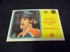 1982-83 OPC O-Pee-Chee #243 Wayne Gretzky Scoring Ldr Oilers - nrmtmt