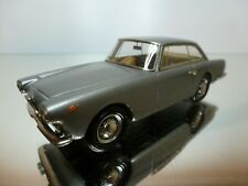 ABC BRIANZA 153 ALFA ROMEO 2000 COUPE PRAHO 1960 - GREY 1:43 - EXCELLENT 13