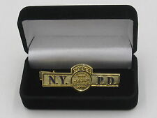 NYPD New York Police Department Tie Clip - Emergency Squad