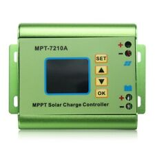 24/36/48/60/72V 10A DC-DC Boost LCD MPPT Solar Regulator Charge Controller N4F3