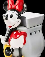Scentsy DISNEY MINNIE MOUSE  Classic Curve  wax plug in warmer new