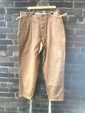 WW2 German M43 Tropical trousers REPRO - size 40 waist