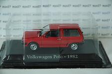 VOITURE VOLKSWAGEN POLO 1982 1/43 EME IXO RBA