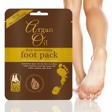 4 Argan Oil Foot Pack Mask Hydrating Moisturizer Sock Spa Feet Callus Treatment