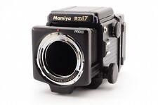 Ex+ Mamiya RZ67 PRO II Medium Format Camera body w/ 220 Film Back from JAPAN