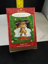 Hallmark Ornament 2000 Angelic Trio