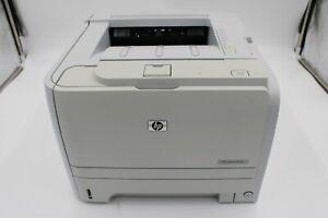 HP LaserJet P2035 CE461A Workgroup Monochrome Laser Printer TESTED NO Toner