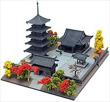 TOMYTEC Jiokore Building Collection Temple Set 141 Maquette japan Traditional