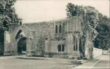 Real photo; ramsey abbey gatehouse; Photo precision
