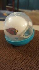 Arizona Cardinals Nfl Gumball Mini Football Helmet *