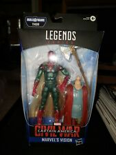 Marvel Legends Marvel's Vision Toy Build A Figure Thor