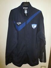 Veste rugby AVIRON BAYONNAIS Duarig Bayonne XL tracktop jacket bleu marine