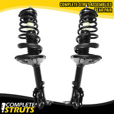Rear Complete Struts / Shocks & Coil Springs w/ Mounts for 00-05 Hyundai Accent