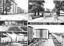 AK, Hoyerswerda - Neustadt, fünf Abb., 1981