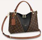 NEW Louis Vuitton V Tote MM 2way Shoulder Bag