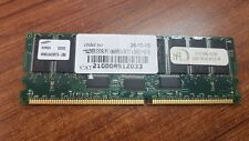LOT OF 2 PCS. SAMSUNG M383L6423DTS-CB0 512MB Memory RAM