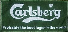 Carlsberg Probably... Cotton Bar Towel    (pp)