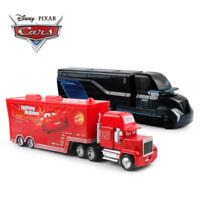 Disney Pixar Cars 2 3 Toys Lightning McQueen Jackson Storm Mack Uncle Truck