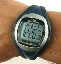 OROLOGIO TIMEX MARATHON  DIGITALE GOMMA  39MM SPORT INDIGLO ALARM TIMER