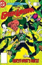 Green Lantern Corps: Beware Their Power Vol. 1