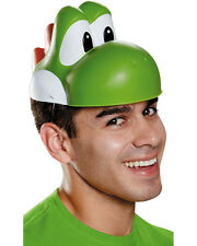 Adults Super Mario Brothers Yoshi Mask Costume Accessory