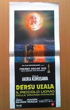 DERSU UZALA locandina poster affiche Akira Kurosawa Z77