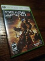 Gears of War 2 (Microsoft Xbox 360, 2008) Free Domestic Shipping.