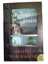 Orphan Train by Christina Baker Kline (2013, Paperback) - Free Shipping