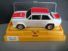 Scalextric Fiat 131 Abarth - Superbe - avec boîte