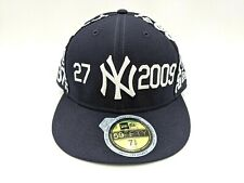 New York Yankees Spike Lee New Era 59FIFTY Championship Years Fitted Size 7 3/8