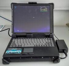 RODA Rocky II plus + ruggedized IP54 Outdoor Laptop RT686 EX-BW