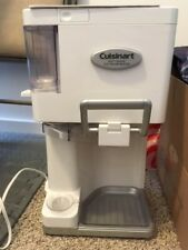 Cuisinart Soft Serve Ice Cream Maker w/ Manual EUC