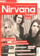 """NIRVANA """"The early years""""  NME 1/2014 UK MAGAZINE SPECIAL EDITION mint"""
