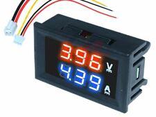 Spannungsanzeige Voltmeter und Amperemeter-Anzeige  MB 1182