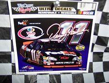 Denny Hamlin FedEx # 11 Express Ultra Decal