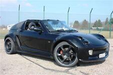 Lorinser Speedy Alufelgen smart Roadster 452 schwarz Komplettradsatz Kumho