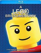 Lego Brickumentary [Blu-ray] DVD, Jason Bateman, Daniel Junge,Kief Davidson