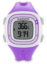 Наручные часы для бега Garmin Forerunner 10 с Gps совершенно новый (фиолетовый фиолетовый) 010-01039-18