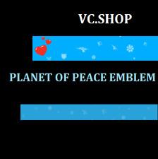 Destiny 2 Planet of Peace Emblem Code - SAME DAY DELIVERY (ALL PLATFORMS)