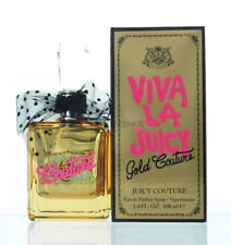 Viva La Juicy Gold Couture By Juicy Couture Eau De Parfum 3.4 OZ 100 ML Spray...